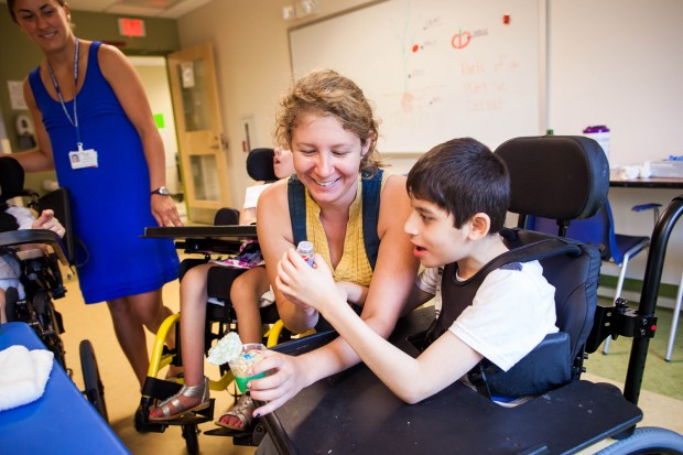 """... in daily life activities, or """"occupations."""" At the Kennedy Day School,  our Occupational Therapists use their unique expertise to help children ..."""