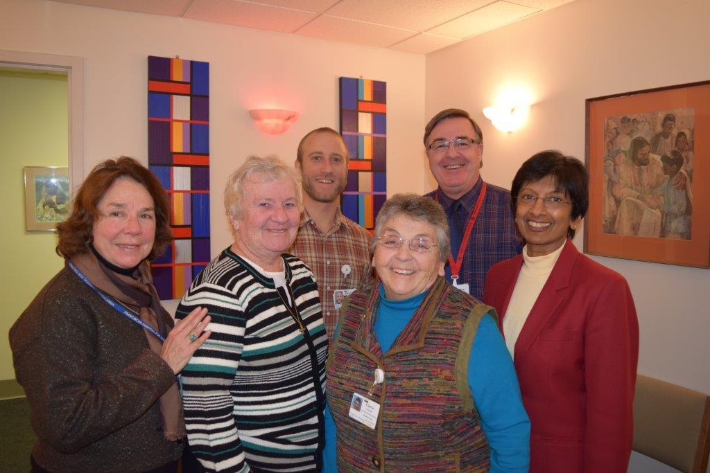 Pastoral Care Team