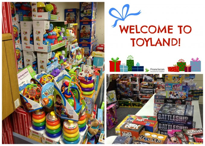 Collage of Toyland Photos