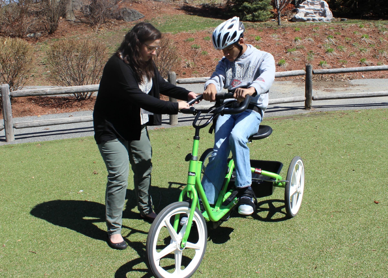 Adaptive Bike