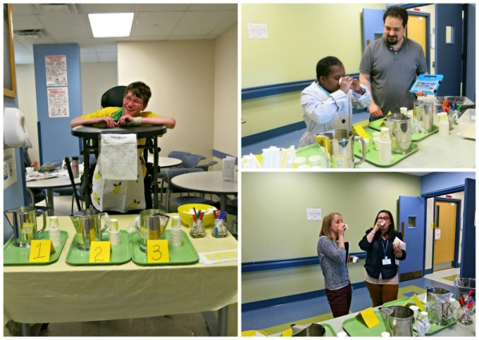 Kennedy Day School Lemonade Tasting