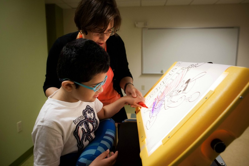 Sensory Vision Light Box