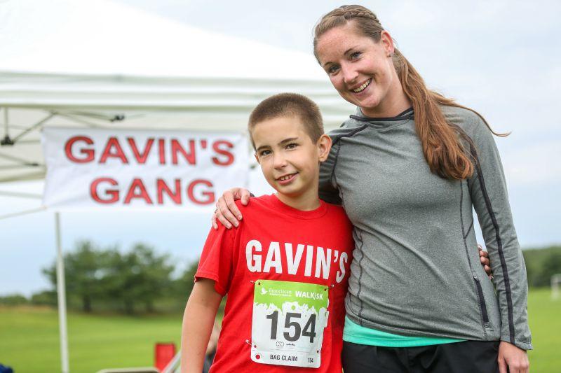 Gavin and Kristen
