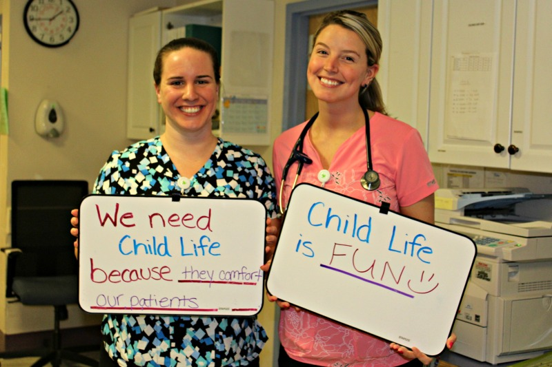 Can you be a Child Life Specialist with a nursing degree?