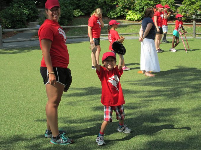 Today, Massimo is a fun-loving, hardworking, ten-year-old boy who loves to play adaptive sports