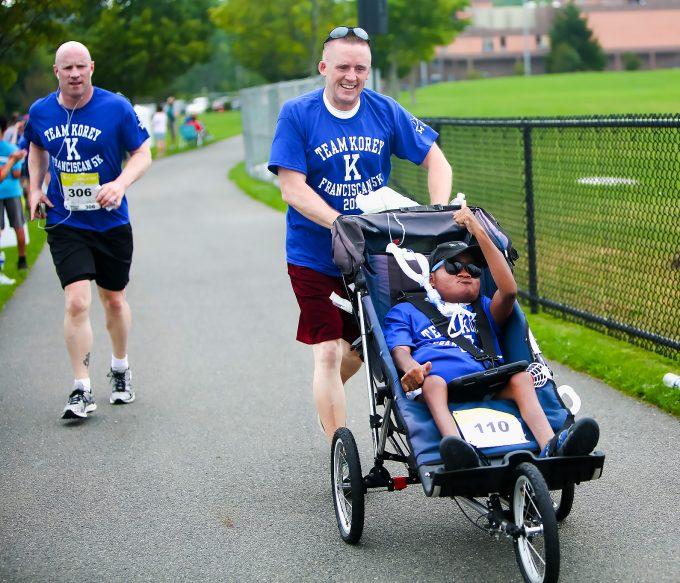 Franciscan Children's Road Race Walk/5K/10K